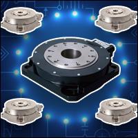 Precisión, rendimiento compacto con servomotores de accionamiento directo