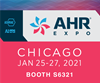 AHR Expo 2021 – Booth #S6321